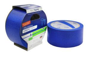 Fita Crepe Tectape 240 - Resistente a UV