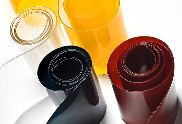 Bobina de PVC Flexível