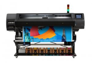 Impressora Látex HP 570