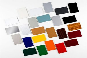 Chapa Alumínio Composto