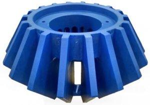 Peças usinadas Usinagem de plásticos de engenharia